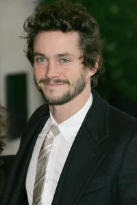 Hugh Dancy at the South Bank Show Awards.