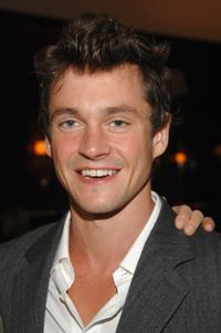 Hugh Dancy at the lunch in honor of
