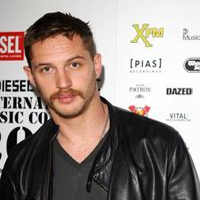 Tom Hardy at the Diesel U-Music Awards.