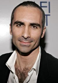 Nestor Carbonell at the special screening of