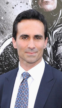 Nestor Carbonell at the New York premiere of