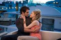 Henry Cavill as Randy and Evan Rachel Wood as Melody in