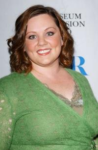 Melissa McCarthy at the 100th Episode Celebration of