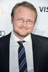Director Rian Johnson at the opening night gala premiere of