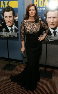 Marcia Gay Harden at the premiere of