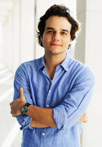 Wagner Moura at the 61st Berlin International Film Festival in Germany.