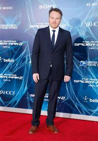 Director Marc Webb at the New York premiere of