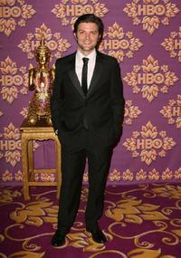 Adam Scott at the HBO Emmy after party.