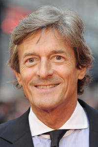Nigel Havers at the UK premiere of