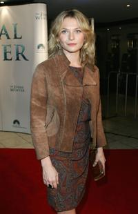 Leeanna Walsman at the premiere of