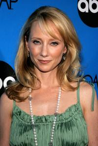 Anne Heche at the Disney - ABC Television Group All Star Party.