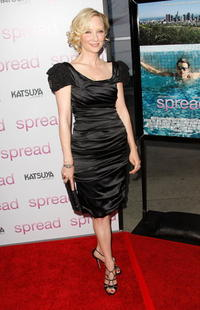 Anne Heche at the California premiere of