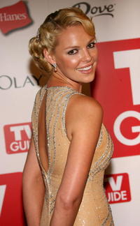 Katherine Heigl at the 4th annual TV Guide after party in Hollywood.