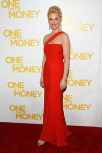 Katherine Heigl at the New York premiere of