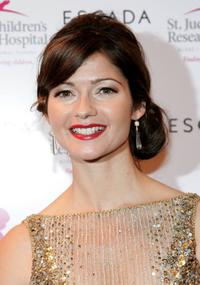 Jill Hennessy at the Escada Fall/Winter 2006 Collection celebration benefiting the St. Jude Research Hospital.