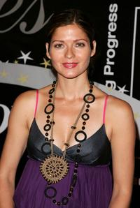 Jill Hennessy at the 32nd Annual Gracie Awards.