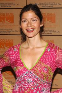 Jill Hennessy at the Food Bank for New York City's Annual