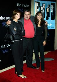 Heyob Badalucco, Michael Badalucco and Kathy Vasila at