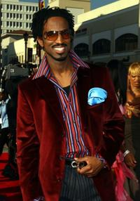 Rickey Smiley at the First-Ever BET Comedy Awards.