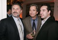 Beau Bridges, Gregory Jacobs and Ben Cosgrove at the Premiere of
