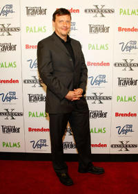 Ilia Volokh at the screening of