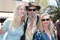 Jeff Bridges, Susan Bridges and Hayley Bridges at the Premiere of