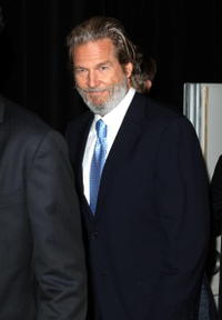 Jeff Bridges at the Canada premiere of