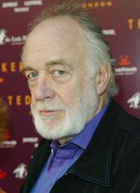 Howard Hesseman at the Ted Baker Los Angeles store opening.
