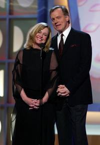 Catherine Hicks and Stephen Collins at the 2005 TV Land Awards.
