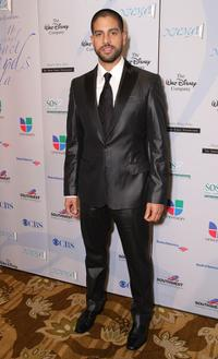 Adam Rodriguez at the 11th Annual Impact Awards Gala.