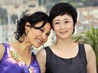 Joan Chen and Zhao Tao at the photocall of