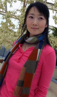 Zhao Tao at the screening of