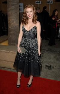 Isla Fisher at the premiere of