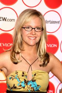 Rachael Harris at the Entertainment Weeklys 4th Annual Pre-Emmy Party.