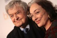 Hal Holbrook and Dixie Carter at the 7th Annual Breakthrough of the Year Awards.