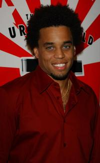 Michael Ealy at the Sixth Annual Urbanworld Film Festival Screening of