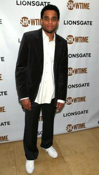 Michael Ealy at the Showtime Pre-Golden Globes Celebration.