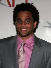 Michael Ealy at the AFI Awards Luncheon 2005.
