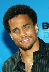 Michael Ealy at the BET Awards.