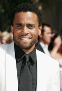 Michael Ealy at the 58th Annual Primetime Emmy Awards.