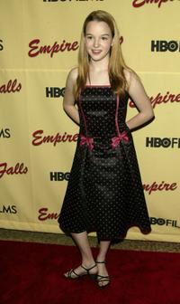 Kay Panabaker at the premiere of