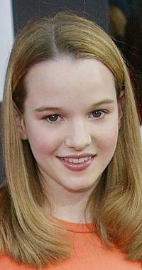 Kay Panabaker at the 26th Annual Young Artist Awards.