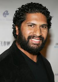 Sala Baker at the 5th Annual Celebration of New Zealand Filmmaking and Creative Talent.