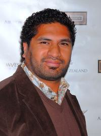 Sala Baker at the Sixth Annual Celebration of New Zealand Filmmaking and Creative Talent Pre-Oscar Dinner.