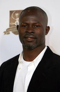 Djimon Hounsou at the opening night of the 7th Beverly Hills Film Festival.