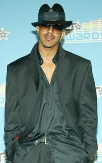 Marques Houston at the BET Awards 05.
