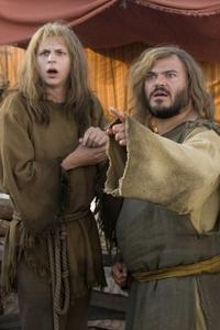 Michael Cera and Jack Black in