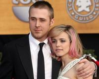 Ryan Gosling and Rachel McAdams at the 13th Annual Screen Actors Guild Awards.