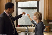 Terrence Howard and Jodie Foster in