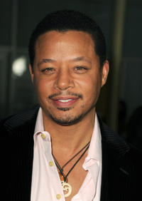 Terrence Howard at the California premiere of